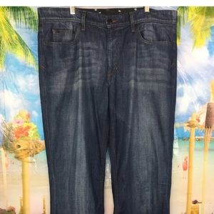 Joes Jeans 38x33 Rebel Fit Blue Denim Gideon Wash